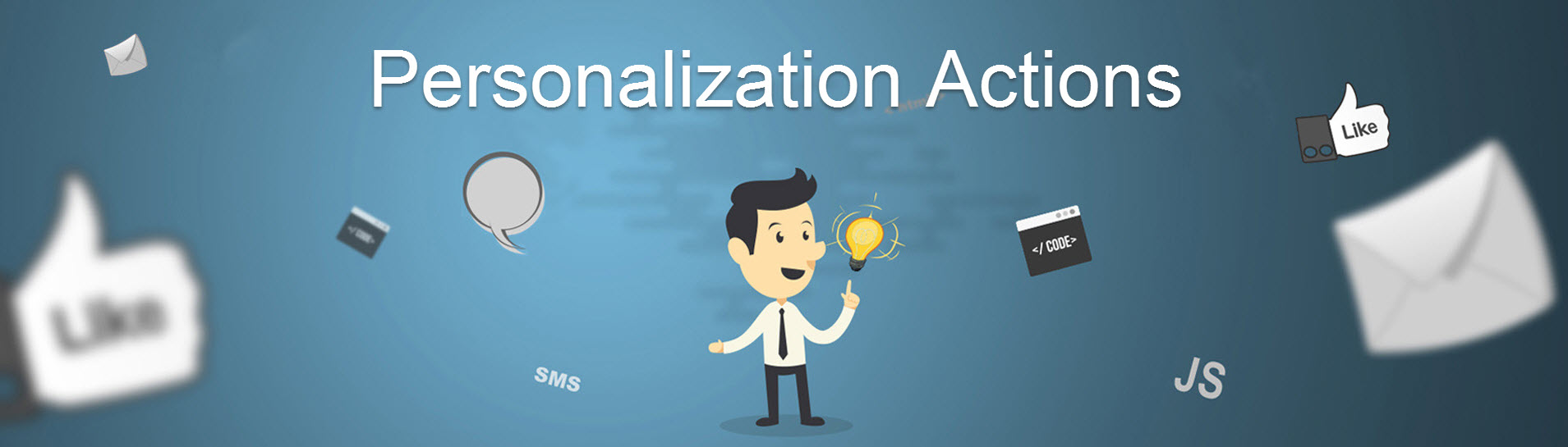 Personalization Actions Cover Image