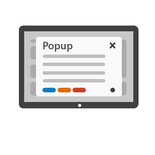 Popup Editor