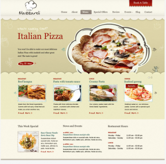 restaurant-websites
