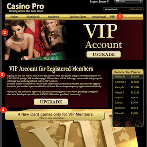 ONLINE CASINO CRM & BEHAVIORAL TARGETING EXAMPLE