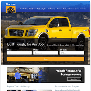 TOTAL WEBSITE PERSONALIZATION EXAMPLE