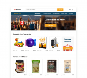 ecommerce recommendations