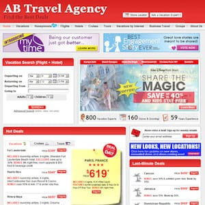 TOURISM WEBSITE RECOMMENDATIONS EXAMPLE
