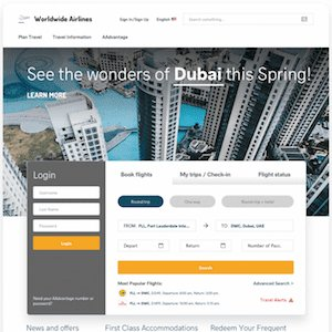 Recommendation for Online Booking site