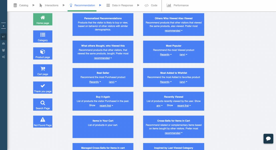 app recommendation algorithms