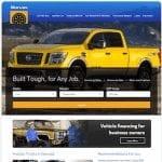 car dealership WEBSITE PERSONALIZATION EXAMPLE